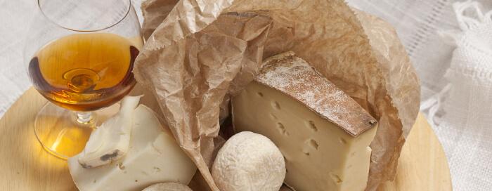 熟成チーズ&芳しきウイスキー
