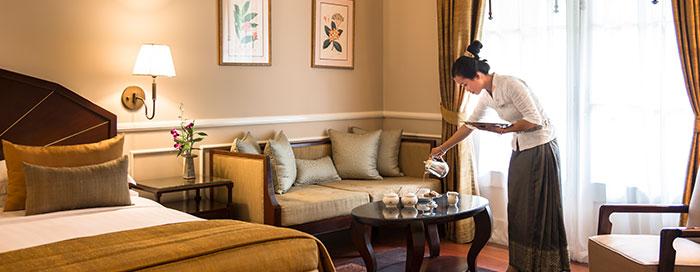 Achat anticipé au Raffles Hotel Le Royal