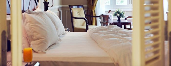 Offre Chambre avec petit-déjeuner inclus au Raffles Hotel Le Royal