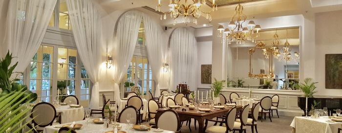 1st Anniversary - Restaurant Le Royal