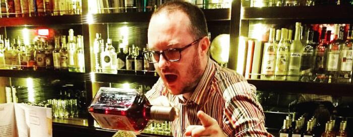 Guest Mixologist Richard Gillam