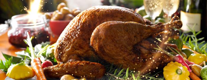 Brunch de Thanksgiving Le Royal