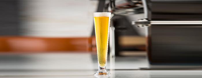 Brunch à la bière artisanale