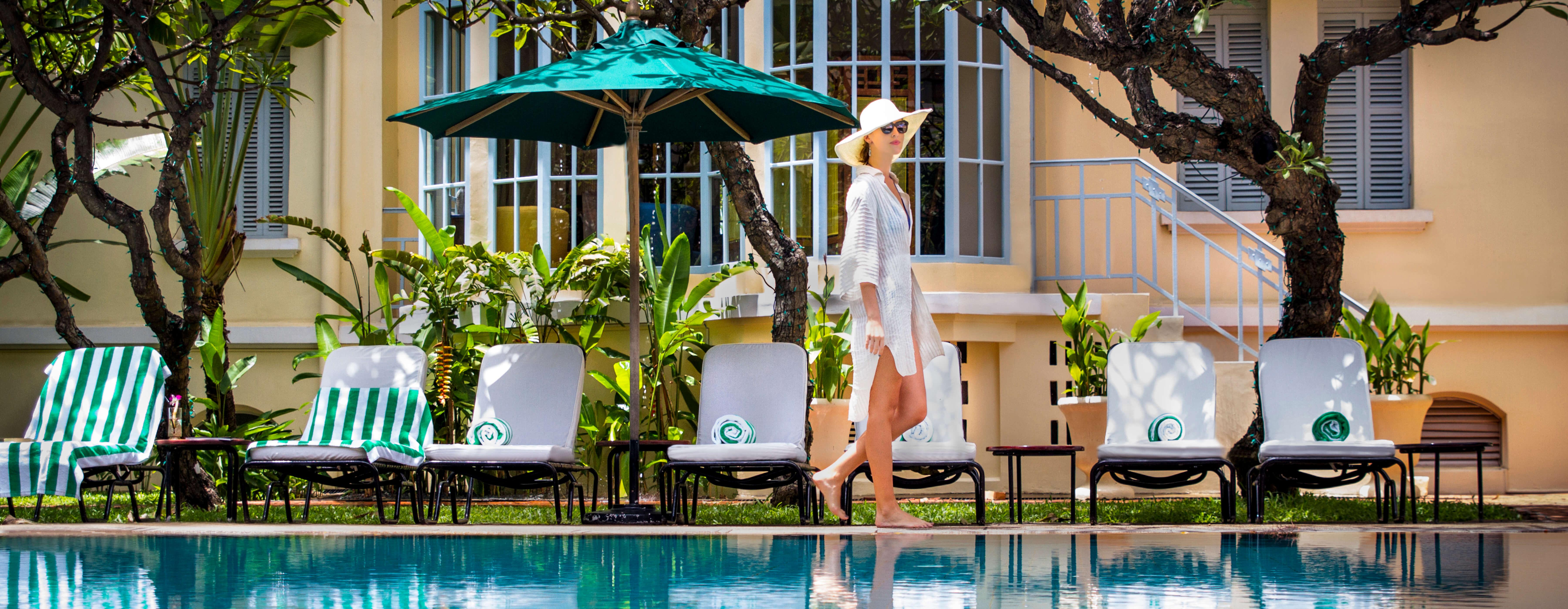 Séjournez plus longtemps avec Raffles au Raffles Hotel Le Royal