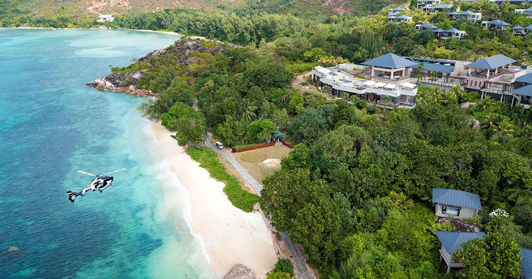Oferta exclusiva del Raffles Seychelles