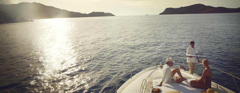 Круиз на яхте