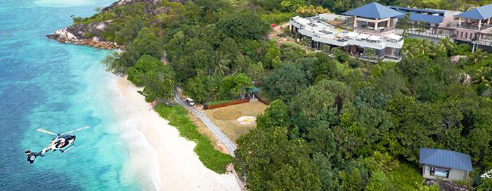 Фирменное предложение Raffles Seychelles