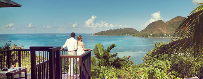 Raffles Praslin - Panoramic Pool Villa