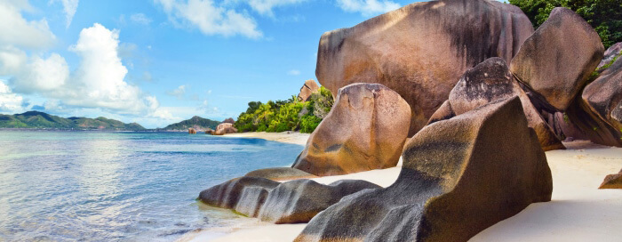 La Digue au Raffles Seychelles