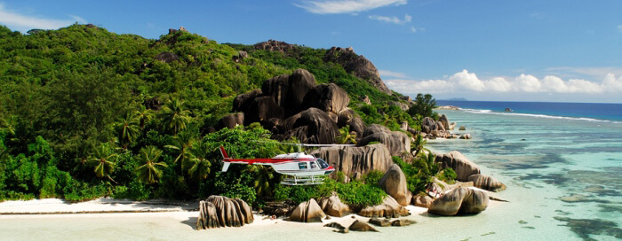 Custom excursions and activities at Raffles Seychelles