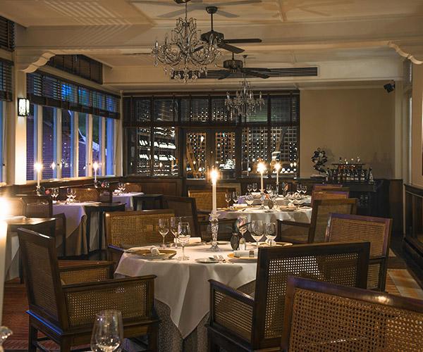 Restaurant Le Grand - Raffles Grand Hotel d'Angkor - Raffles