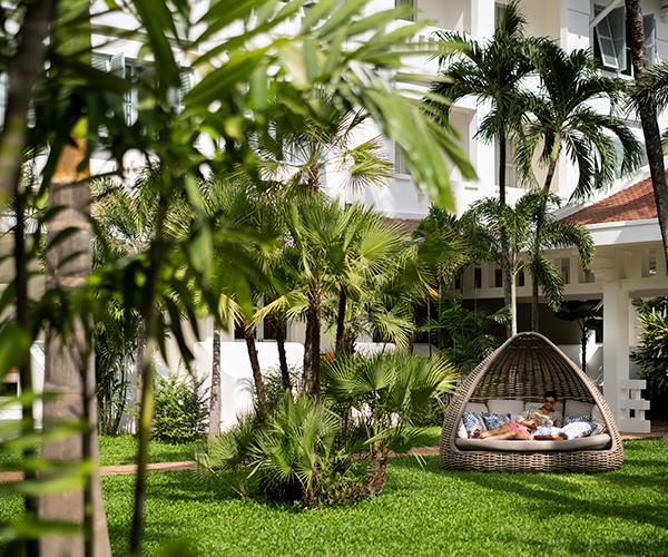 Raffles Spa Raffles Grand Hotel D Angkor Raffles Hotels Resorts