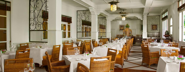 Café d'Angkor au Raffles Hotel d'Angkor