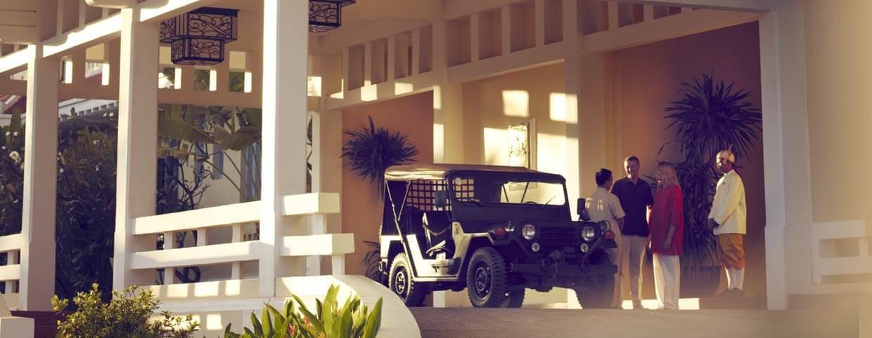 Raffles Hotel d'Angkor Bilgileri