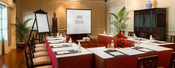 Salle de réunion Villa au Raffles Hotel d'Angkor
