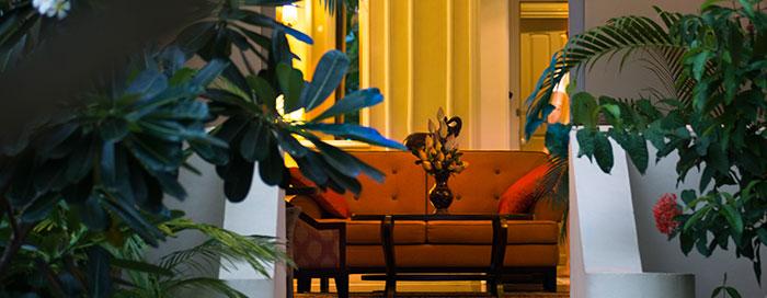 Suite Cabana au Raffles Hotel d'Angkor