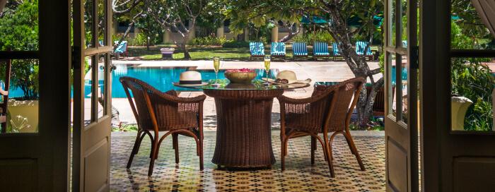 Raffles Hotel d'Angkor(ラッフルズ ホテル ダンコール)の2ベッドルーム ヴィラ