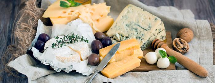 ワインとチーズの絶妙なハーモニー
