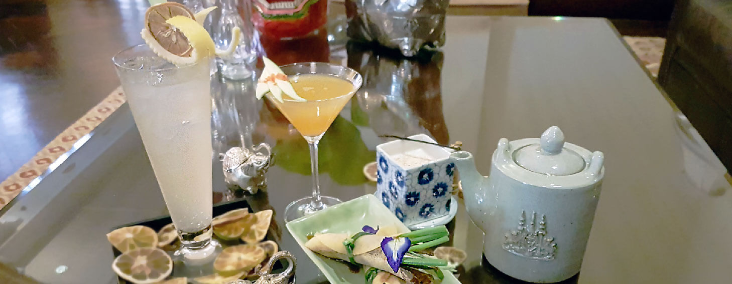 Allez siroter un cocktail à l'Elephant Bar