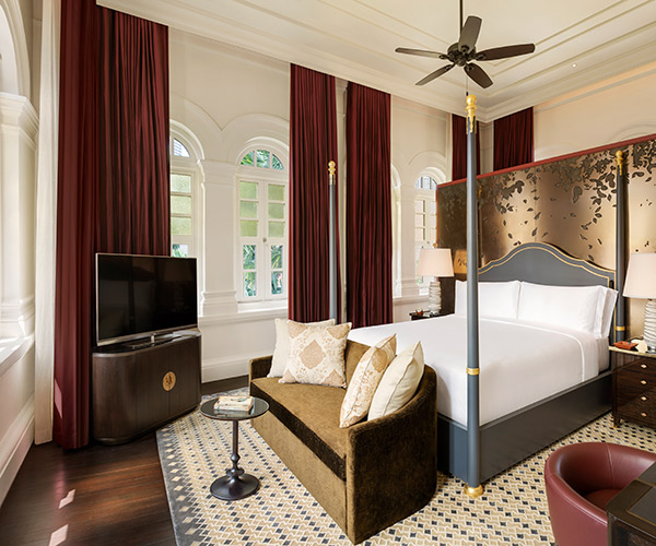 Presidential Suites Raffles Singapore Raffles Hotels Resorts