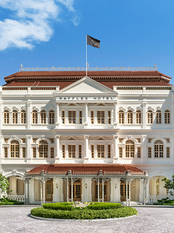 Raffles Singapore - Luxury Hotel in Singapore - Raffles