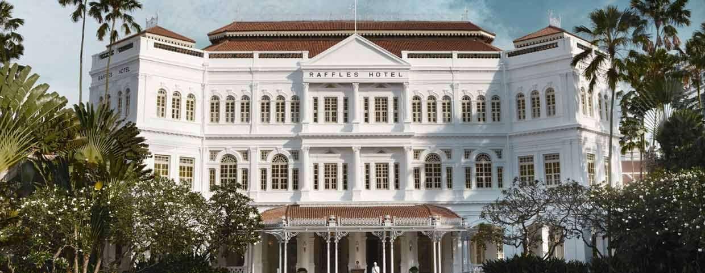 Краткая информация в Raffles Singapore