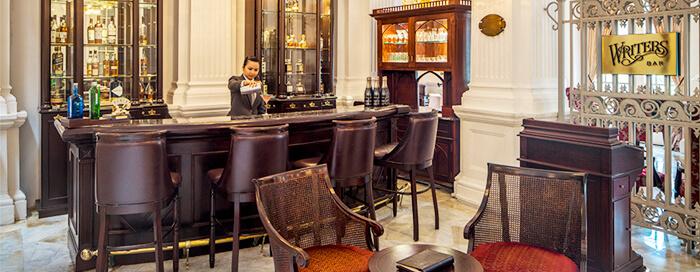 Raffles Singapore(ラッフルズ シンガポール)のライターズ バー