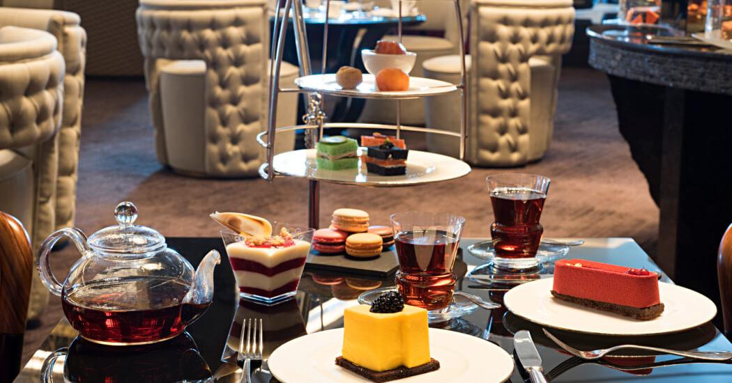 Image result for raffles hotel jakarta afternoon tea