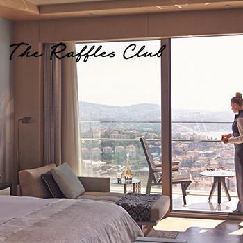 Raffles Club Signature Oda
