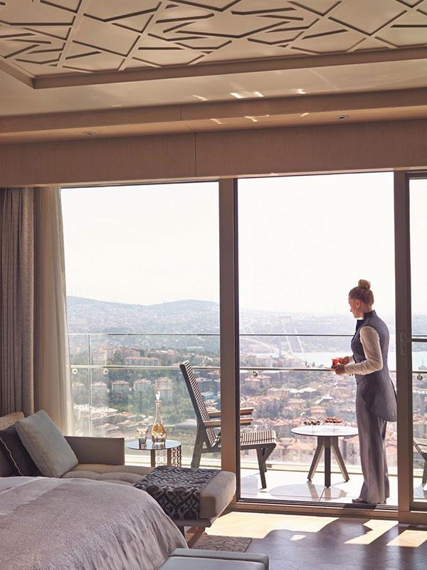 Istanbul City View At Raffles