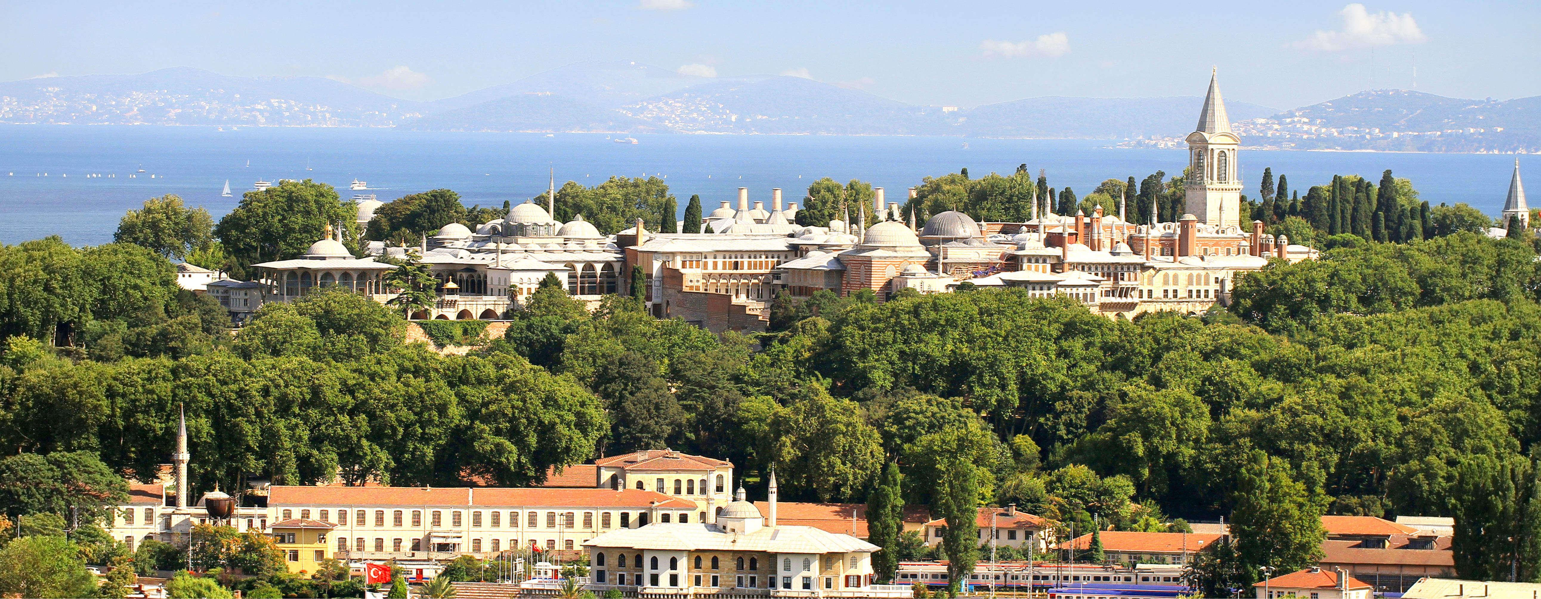 5 Star Luxury Hotel & Resort in Istanbul - Raffles Istanbul