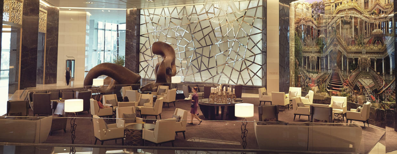 Raffles Istanbul, Lavinia Lounge