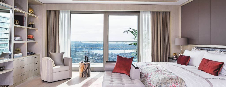 Резиденция «Bosphorus» (две спальни)