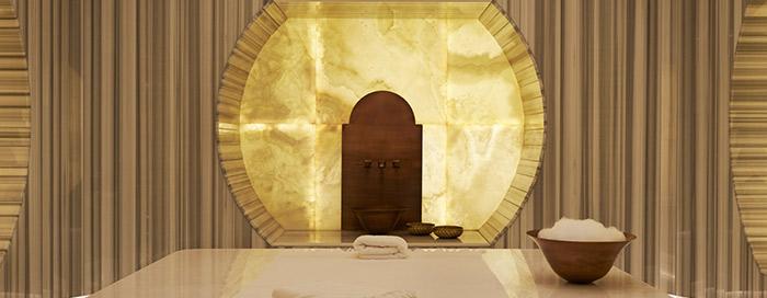 العلاجات بفندق رافلز إسطنبول
