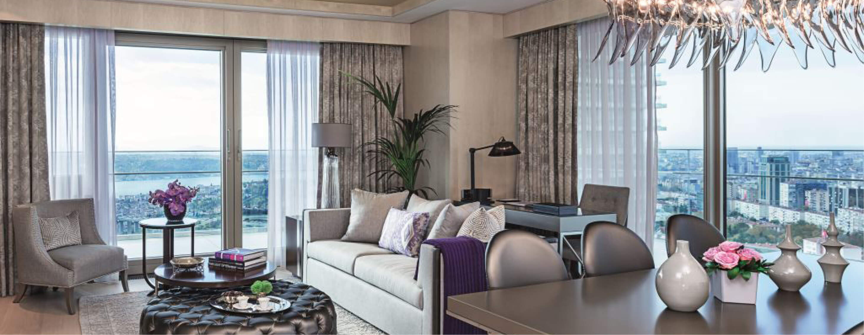 شقق فيستا الفندقية (غرفة نوم واحدة)