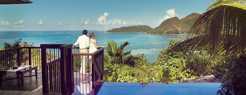 Honeymoon at Seychelles at Raffles Istanbul