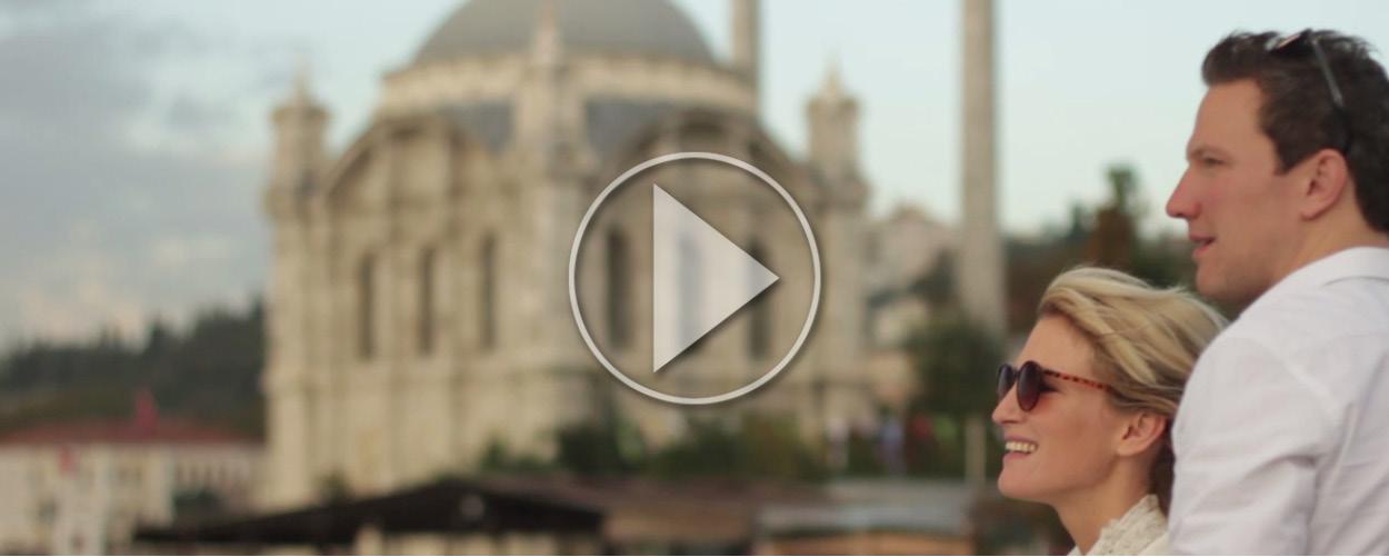 Фирменное видео в Raffles Istanbul