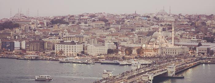 Рынок специй в Raffles Istanbul