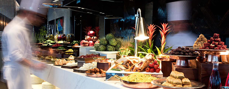 Iftar Buffet in Rocca Brasserie