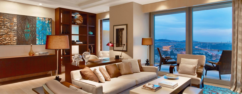 Suite Room at Raffles Istanbul