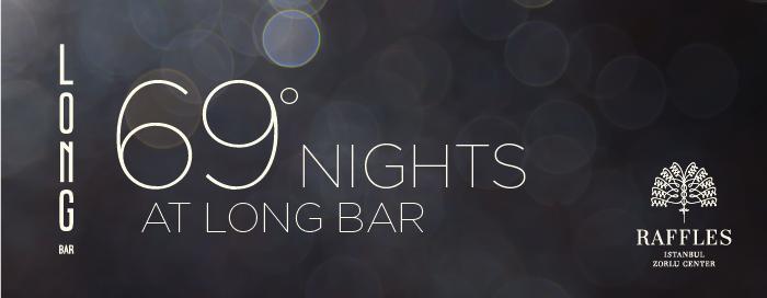 Long Bar at Raffles Istanbul