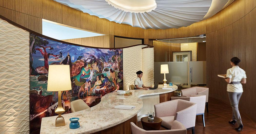 Raffles Spa Raffles Jakarta Raffles Hotels Resorts