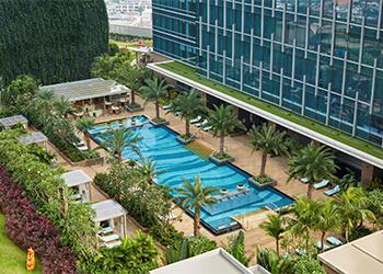 Raffles Jakarta Luxury Hotel In Jakarta Raffles Hotels Resorts