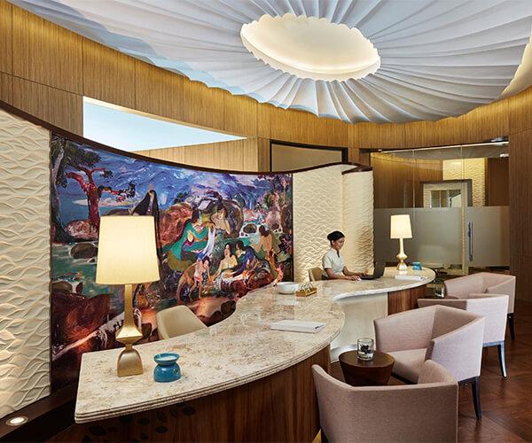 Raffles Spa - Raffles Jakarta - Raffles Hotels & Resorts