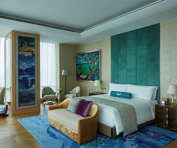 Raffles Suite Raffles Jakarta Raffles Hotels Resorts