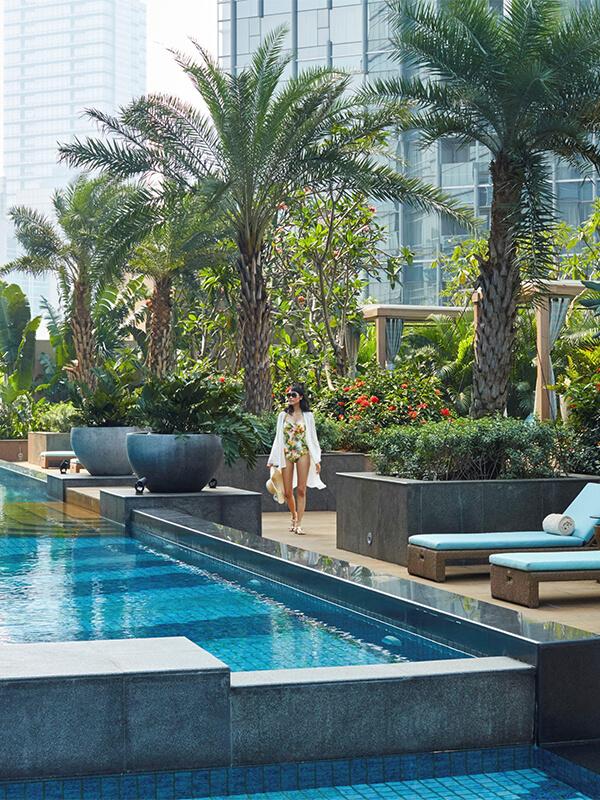 Spa Offers Raffles Jakarta Raffles Hotels Resorts