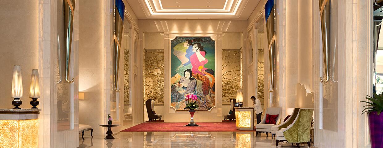 Jakarta The Lobby At Raffles