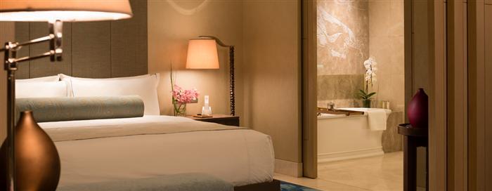 Raffles Jakarta: Guest Room