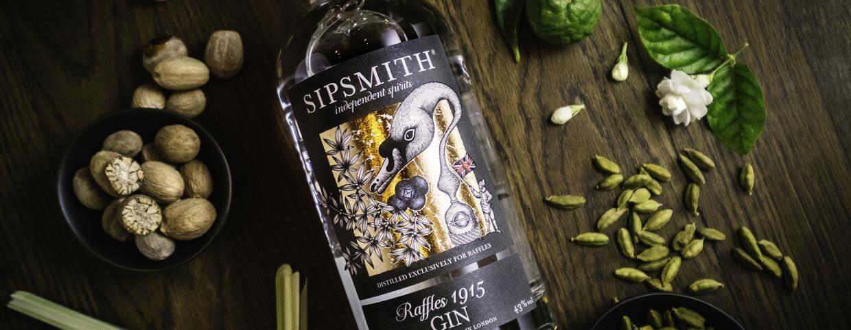 Джин «Raffles 1915 Gin»