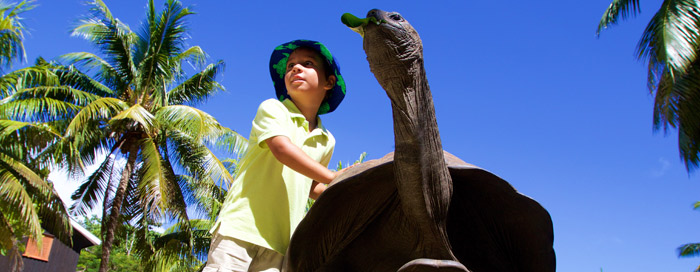 "Raffles Praslin, Seychelles Launches ""Ranger for a Day"" Programme"